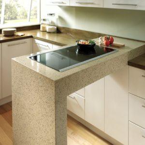 кухонная столешница из искусственного камня цена